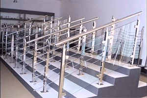 تولیدکننده انواع یراق آلات نرده استیل