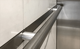 نصب مناسب نرده استیل در کرج