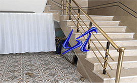 خرید اینترنتی نرده استیل مازندران