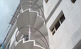 فروش اینترنتی ویژه نرده استیل ساختمانی