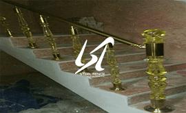 فروش و نصب نرده استیل در کرمان