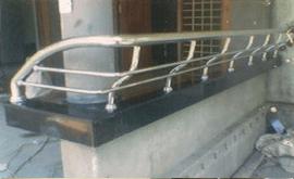 انواع نرده و حفاظ استیل ضد زنگ