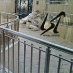 شرکت فروش و نصب نرده استیل بالکنی