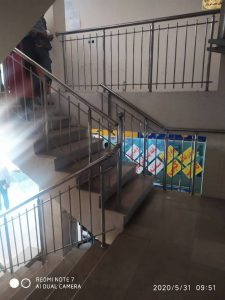 نمایندگی فروش نرده استیل آرکا در یزد