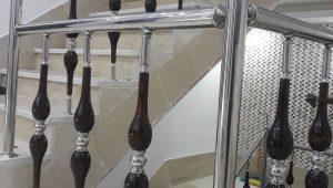 نمایندگی فروش نرده استیل آرکا در اهواز
