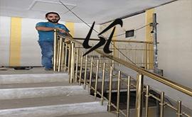 نمایندگی فروش نرده استیل آرکا در گیلان
